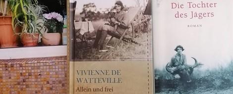 Mein kleiner Buchladen: Biografische Romane – Die Tochter des Jägers