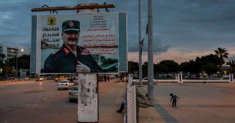 Eine Reise durch General Haftars Libyen