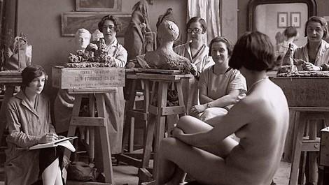 Bildhauerinnen - Schöpferinnen von Kunst in Stein