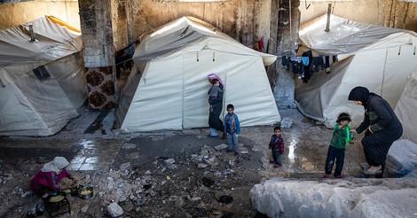 Corona in Syrien: Leugnung und Überforderung