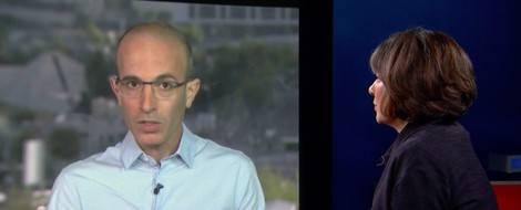 """""""Die Welt wird eine andere sein"""": Yuval Noah Harari über die Folgen der Pandemie"""