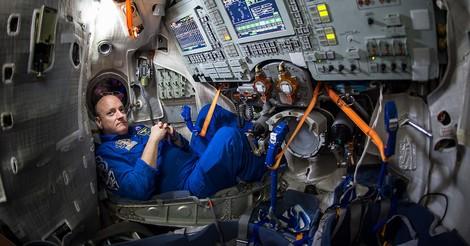 Ein Astronaut gibt Tipps, wie man Selbst-Isolation übersteht