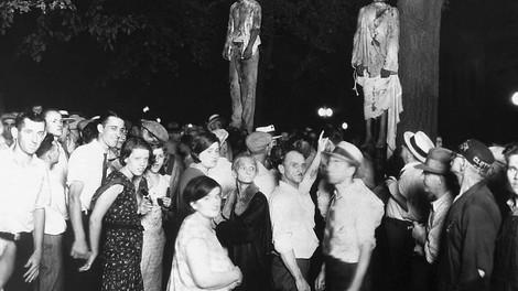 Lynchmorde in den Südstaaten der USA