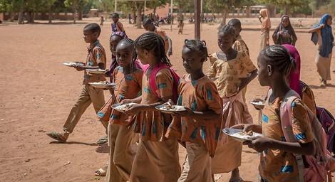 Corona-Krise zeitigt fatale Folgen für Bildung und Ernährung in den wenig entwickelten Ländern