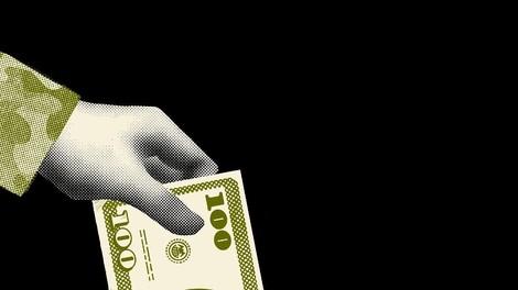 """Wie Hikmat """"der Glückliche"""" durch den Afghanistan-Krieg zum Millionär wurde"""