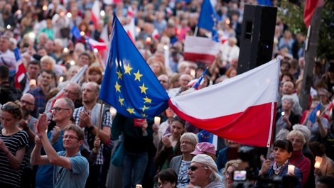 Demokratie oder Autoritarismus: Wegweisende Wochen in Polen