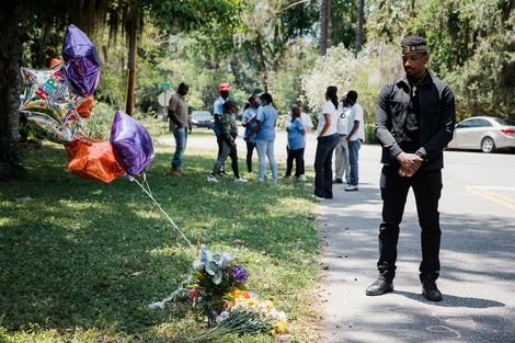 Ahmaud Arbery wurde von zwei weißen Männern erschossen – Rechtsextremen reicht das aber nicht