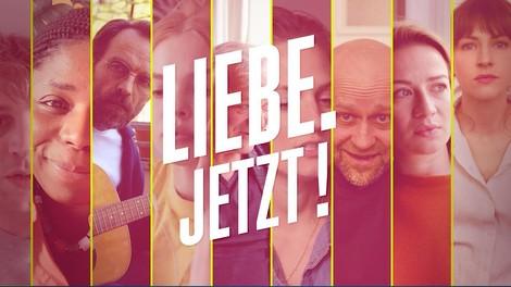 """ZDF-Serie """"Liebe. Jetzt!"""": Kleine Geschichten über die Liebe unter besonderen Bedingungen"""