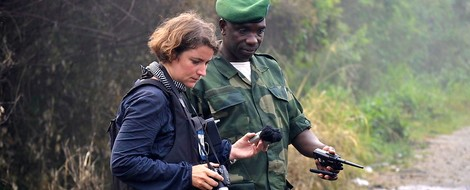 Frauen und Kriegsberichterstattung