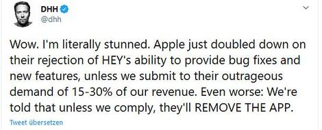 Apple 2020 ist das Microsoft 1998