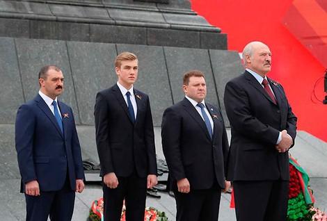 Proteste, Psychose, Corona: Wahlkampf in Belarus