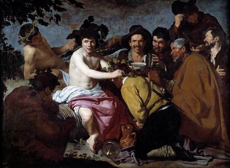 Zur Geschichte der Trinkspiele