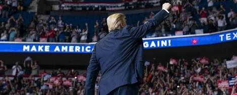 """""""Trump wird mit allen Mitteln versuchen, die Wahl zu manipulieren."""""""