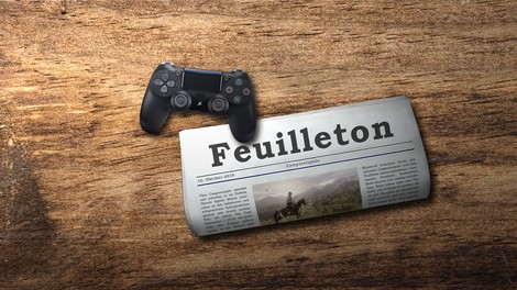 Games im (Print-)Feuilleton: Wie vermittelt man Spielkultur? Und für wen?