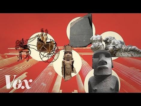 Wem gehören die geklauten Exponate in europäischen Museen?