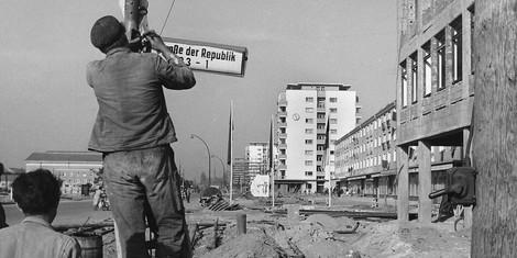 Vor 70 Jahren wurde Eisenhüttenstadt als sozialistische Utopie umgesetzt: Was ist übriggeblieben?