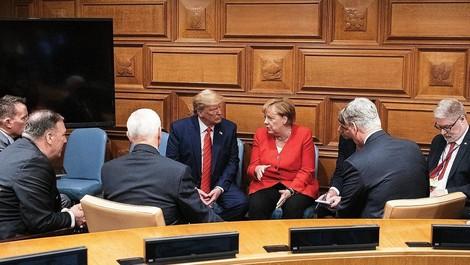 Nord Stream 2 — sind die Sanktionsdrohungen der USA berechtigt?