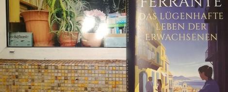 Mein kleiner Buchladen – frische Bücher: Das lügenhafte Leben der Erwachsenen