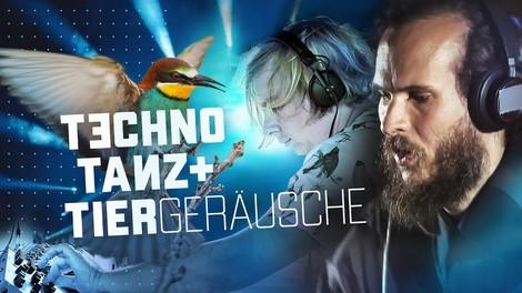 Ganzheitlicher Natur-Techno: Pantha Du Prince & Dominik Eulberg im Doppelporträt