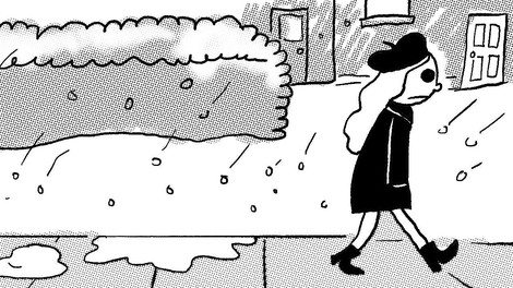 "Cringe-Fest Kunstwelt: Die Comic-Reihe ""Wendy"""