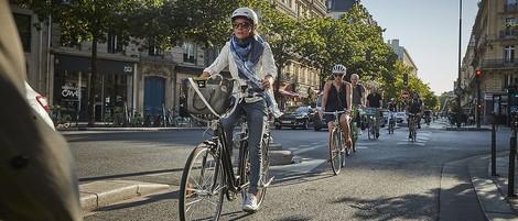 Ideen für eine fahrradfreundliche Stadt