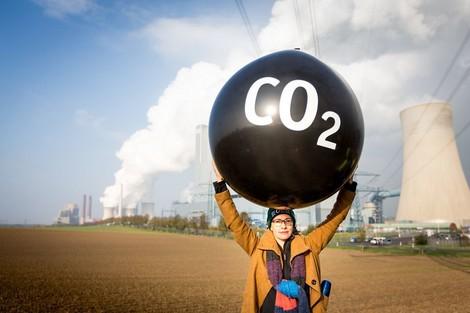 Wie groß ist das verbleibende CO2-Budget Deutschlands?