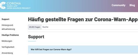Gemischtes Zwischenzeugnis für die Corona-Warn-App