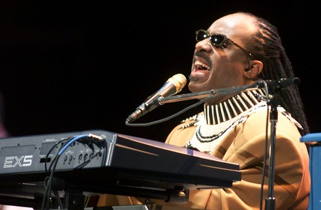 Stevie Wonder setzt sich ein