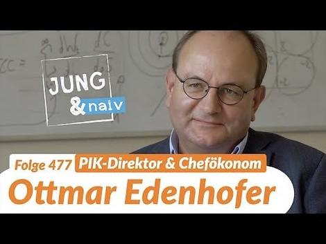 Ein langes Interview mit Ottmar Edenhofer
