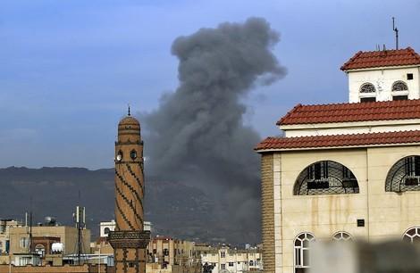 Britische Waffen für Saudi-Arabiens geführte Koalition im Jemen