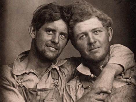 Wunderschön: Fotos von Männern, die sich lieben