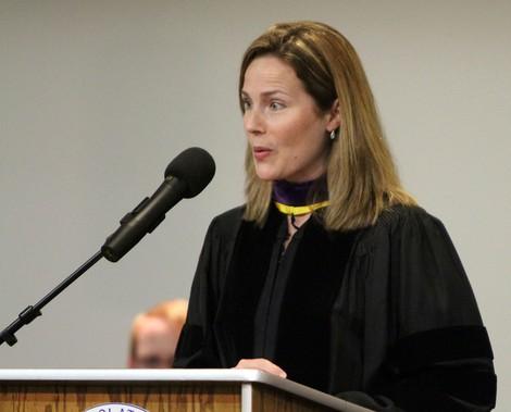 Handmaid am Obersten Gericht