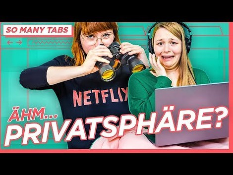 Neues Funk-Format erklärt, wie Netflix deine Daten sammelt