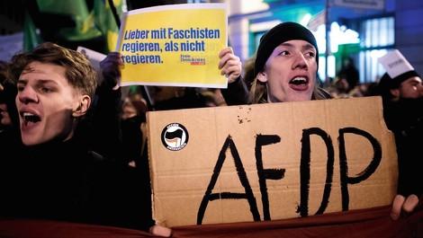 Wo deutsche Parteien mit der AfD kooperieren