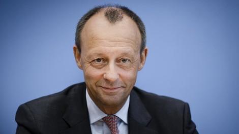 Friedrich Merz - der Wunschkandidat von R2G (! oder doch ?)