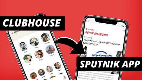 """""""Clubhouse"""" für alle, die trist auf ihr Google Phone starren"""