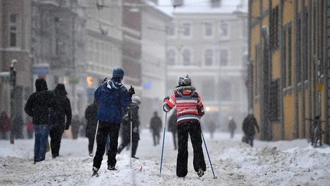 Warum dieser Kälteeinbruch Folge des Klimawandels ist