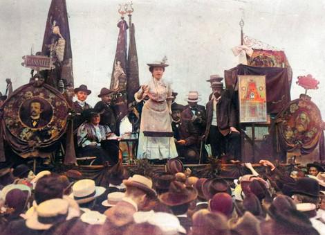 Gestern & Heute: Fragen an Rosa Luxemburg zum 150. Geburtstag