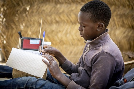 Mali: Distance Learning mal anders