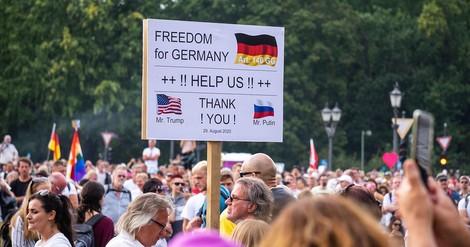 Die Dynamik hinter Europas größter Anti-Lockdown-Bewegung
