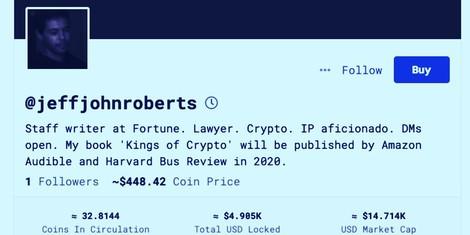 Das nächste große Ding? BitClout - ein Blockchain-Netzwerk