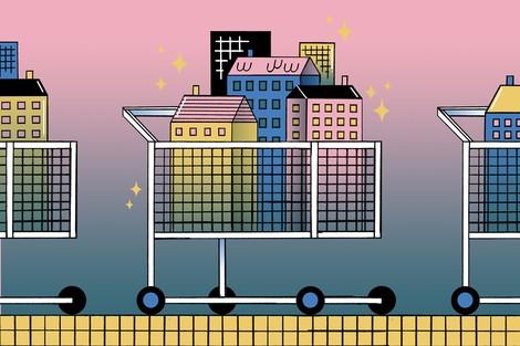 Europas Städte: Recherche auf dem Wohnungsmarkt der Metropolen