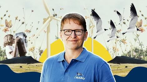Vögel, Windkraft & Fridays for Future: Nabu-Präsident im Interview