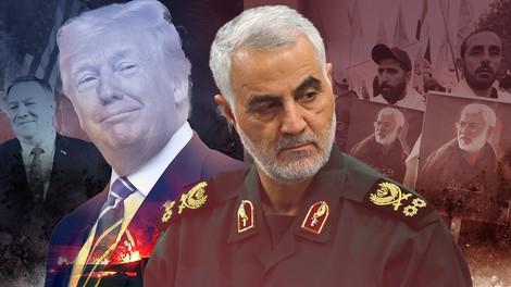 Details der US-Operation zur Tötung von Irans Top-General Soleimani