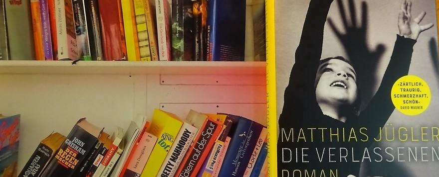 Bücherbox – frische Bücher: Die Verlassenen