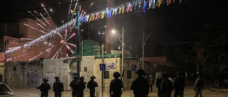 Was tun im Konflikt zwischen der Hamas und Israel?