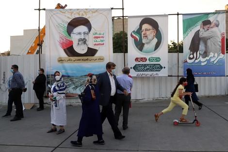 Iran vor der Wahl