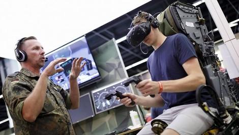 Wie Games die militärische Ausbildung prägen
