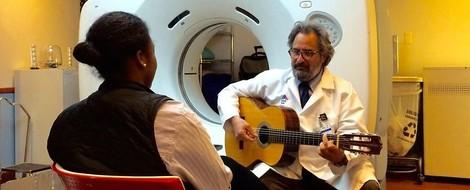 Medizin zum Hören: Eine Liste heilender Alben