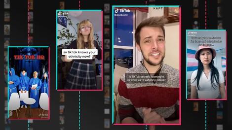 Wie TikTok seine Nutzer:innen durchschaut und fesselt